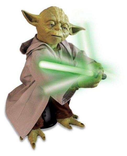 Spin Master Star Wars Легендарный Магистр Йода