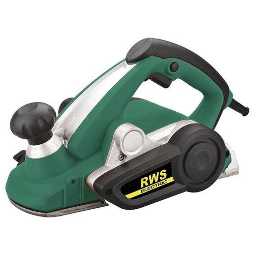 Электрорубанок RWS ЭР-1200 зеленый/черный