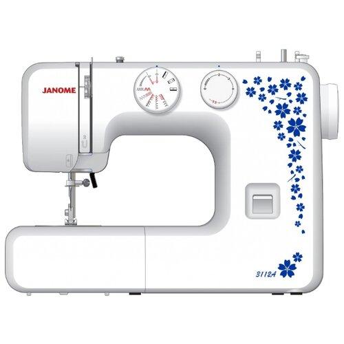 Швейная машина Janome 3112A швейная машина janome 2020