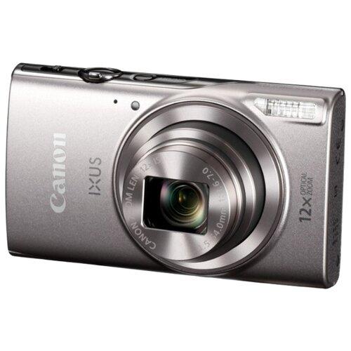 Купить Фотоаппарат Canon IXUS 285 HS серебристый