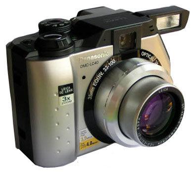 Фотоаппарат Panasonic Lumix DMC-LC40