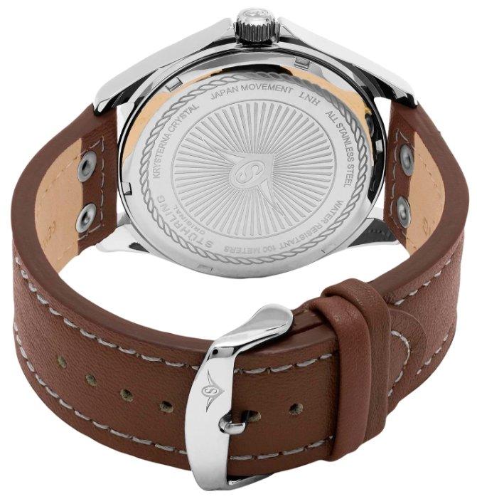 Мужские часы Stuhrling 684.01 Мужские часы Orient ER2J003W