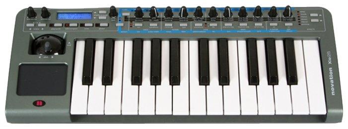 Синтезатор Novation Xio 25