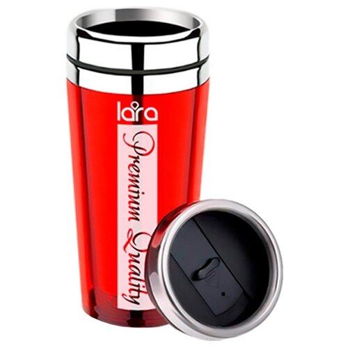 Термокружка LARA LR04-32, 0.5 л красный