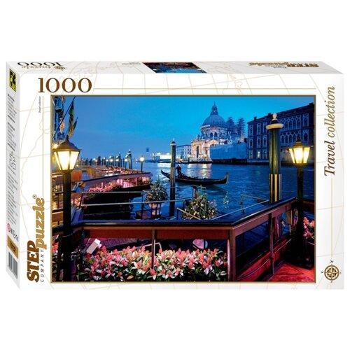 Купить Пазл Step puzzle Travel Collection Италия. Венеция (79102), 1000 дет., Пазлы