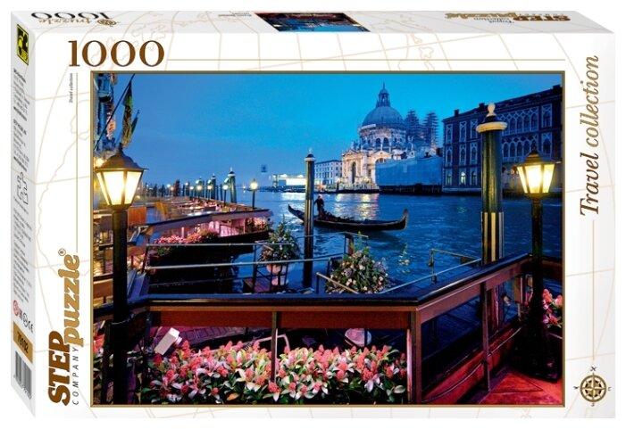 Пазл Step puzzle Travel Collection Италия. Венеция (79102), 1000 дет.