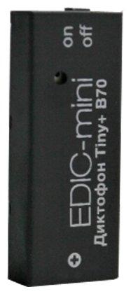 Edic-mini Диктофон Edic-mini Tiny + B70