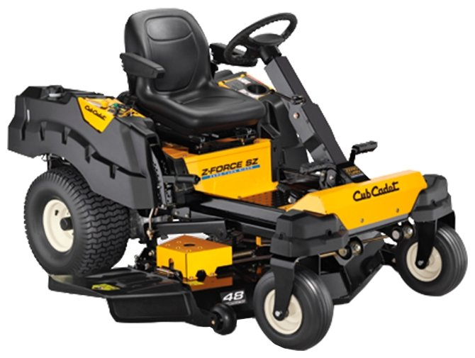 Райдер Cub Cadet Z-Force SZ 48 KH