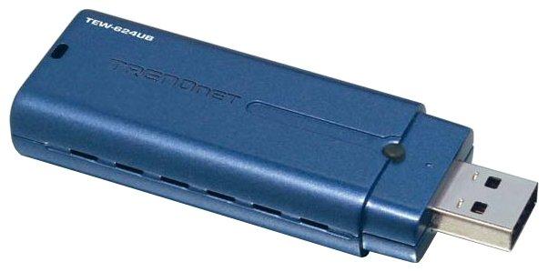Wi-Fi адаптер TRENDnet TEW-624UB