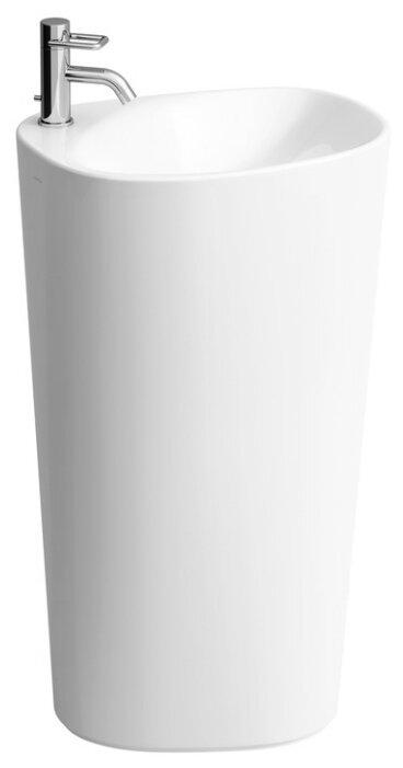Раковина с пьедесталом 52 см LAUFEN PALOMBA 811803