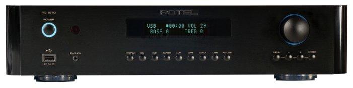 Предварительный усилитель Rotel RC-1570 Black