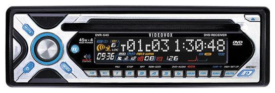 Автомагнитола Videovox DVR-640