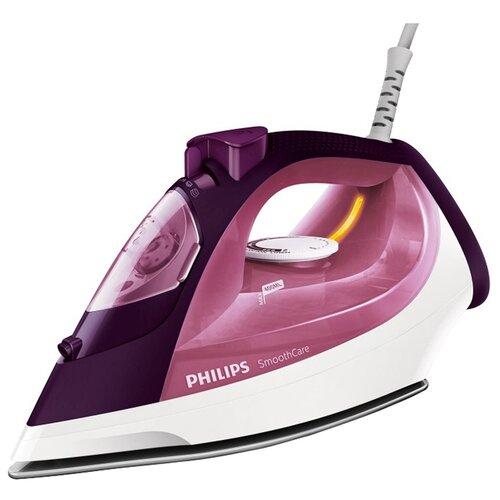 Утюг Philips GC3581/30 SmoothCare розовый/фиолетовый/белый