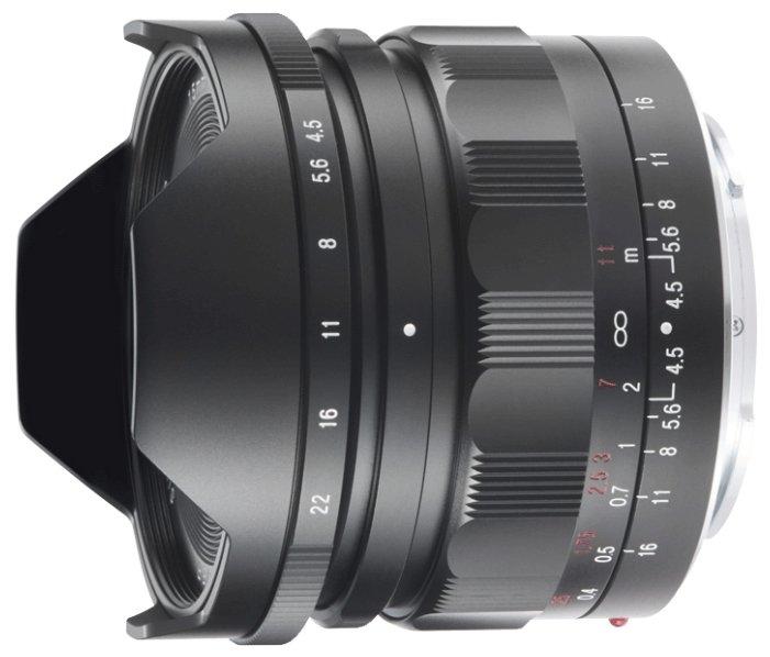 Voigtlaender 15mm f/4.5 Super Wide Heliar Sony E