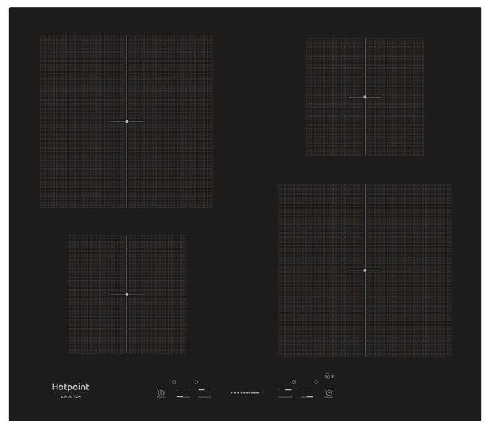 Индукционная варочная поверхность Hotpoint-ARISTON KIS 640 C