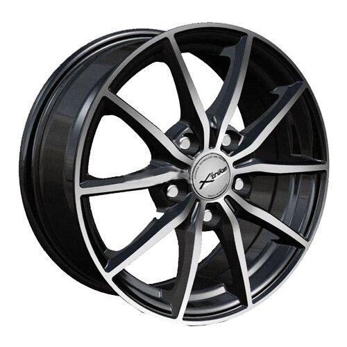 цена на Колесный диск X'trike X-111 6.5x15/5x100 D57.1 ET38 BK/FP