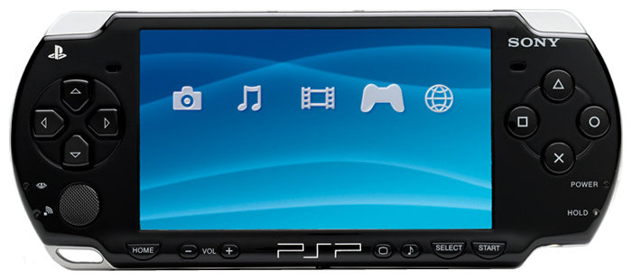 Игровая приставка Sony PlayStation Portable Slim & Lite