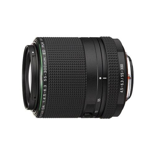 Объектив Pentax DA 55-300mm f/4.5-6.3 ED PLM WR RE