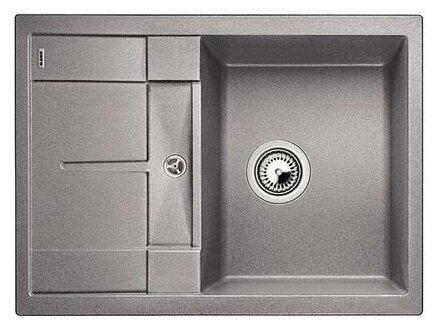 Врезная кухонная мойка Blanco Metra 45S Compact