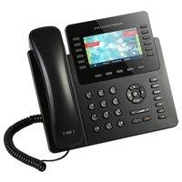 Grandstream GXP2170 - IP-телефон, 6 SIP аккаунтов, 44 цифровые BLF клавиши, PoE