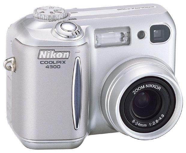 Фотоаппарат Nikon Coolpix 4300