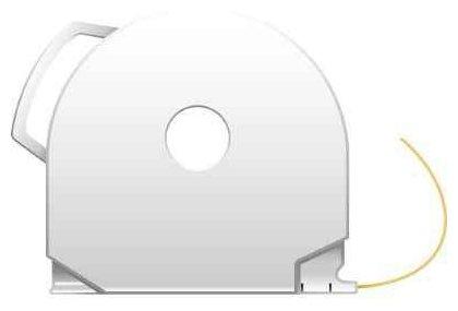 PLA пруток 3D Systems CubeX 1.75 мм золотой