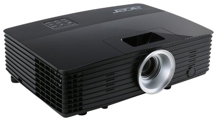 Сравнение с Acer P1385W