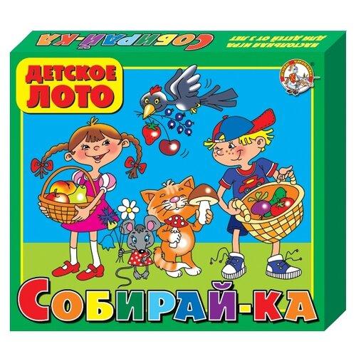 Настольная игра Десятое королевство Собирай-ка 00081