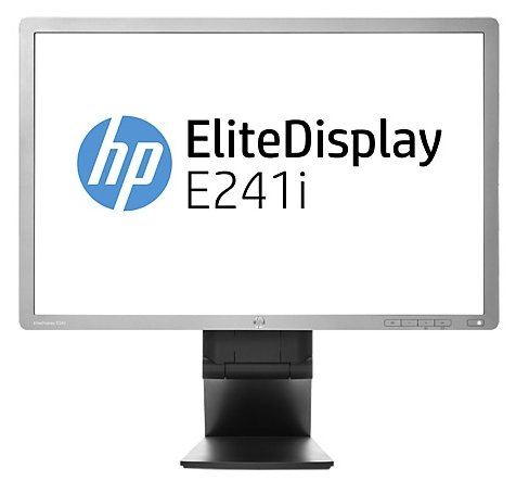 """Монитор HP EliteDisplay E241i 24"""" — цены на Яндекс.Маркете"""
