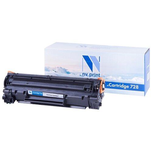 Фото - Картридж NV Print 728 для Canon, совместимый картридж nv print ce278a 728 для hp p1566 p1606 canon mf4410 4430 4450 4550 4570 4580 черный 2100стр