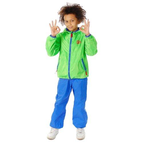 Куртка V-Baby размер 122, ярко-зеленыйКуртки<br>