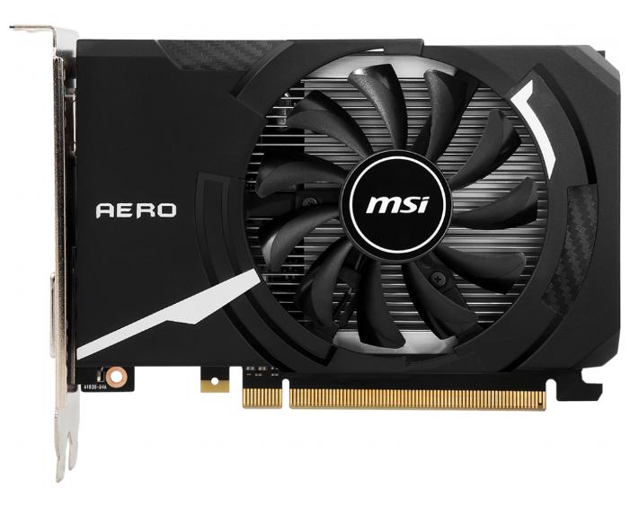 MSI Видеокарта MSI GeForce GT 1030 1189MHz PCI-E 3.0 2048MB 2100MHz 64 bit DVI HDMI HDCP Aero ITX OC