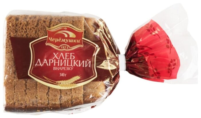 Хлеб Дарницкий Черёмушки нарезка 340 г