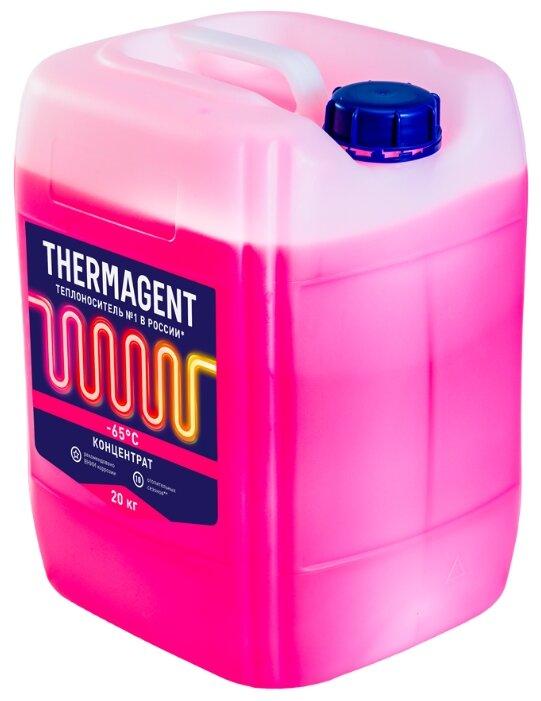 Теплоноситель этиленгликоль Thermagent -65