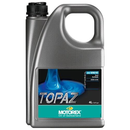 Моторное масло Motorex Topaz 10W-40 4 л