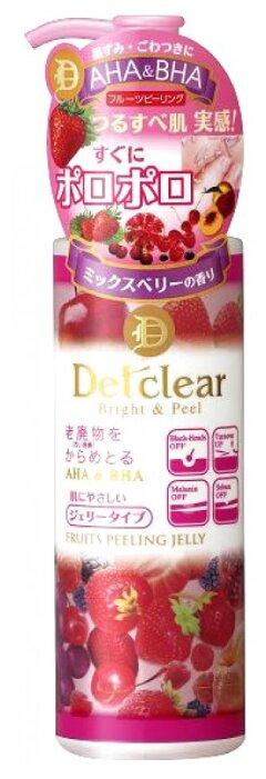 Meishoku пилинг гель для лица Detclear Fruits