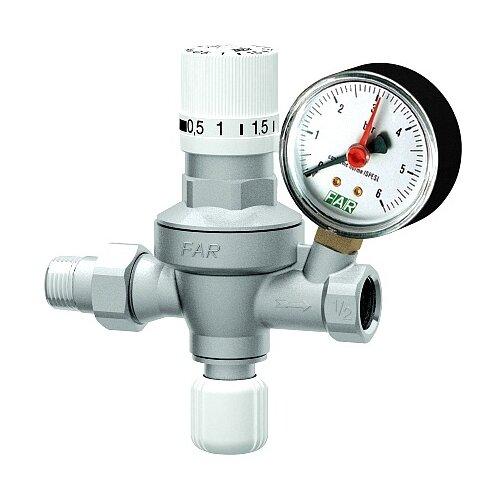 Фото - Редуктор давления FAR FA210612 муфтовый (ВР/НР) Ду 15 (1/2) редуктор давления tim bl2805в