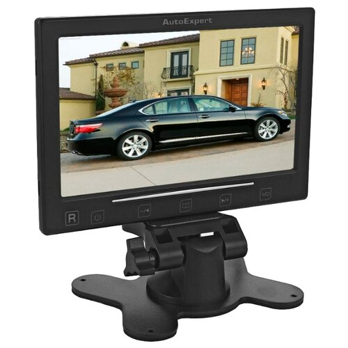Автомобильный монитор AutoExpert DV-750 автомобильный монитор autoexpert dv 200