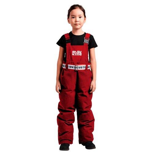 цены Полукомбинезон BASK Narvi 2363 размер 104, красный 9205