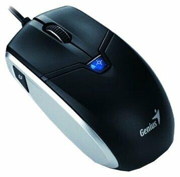 Мышь Genius Cam Mouse Black USB