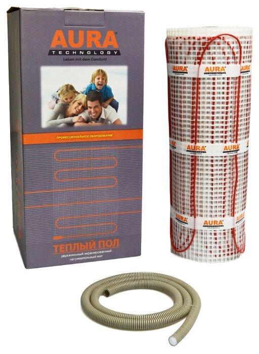 Электрический теплый пол AURA Heating МТА 150 Вт/м2 15 м2 2250Вт
