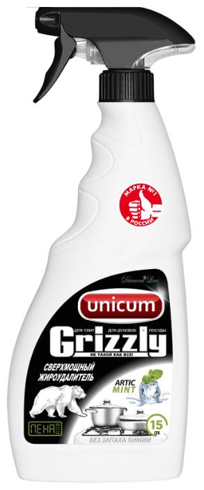 """Жироудалитель Unicum """"Гризли"""", 500 мл"""