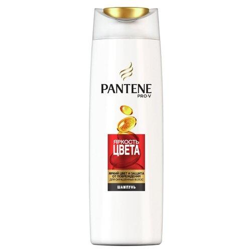 Купить Pantene шампунь Яркость цвета 400 мл
