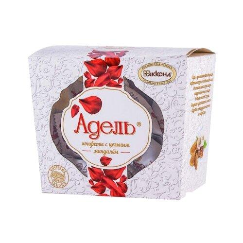 Набор конфет АККОНД Адель, белый шоколад, 150г белый