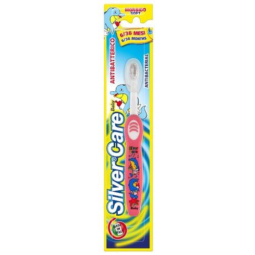 Купить Зубная щетка Silver Care Baby 6-24 месяцев, Гигиена полости рта