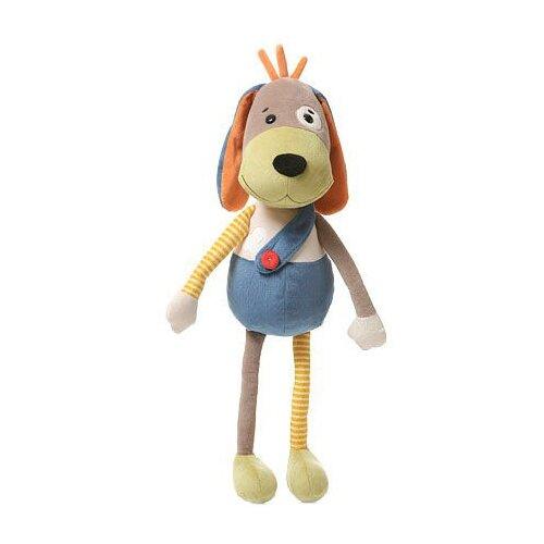 Мягкая игрушка Левеня Собака Банди 56 см