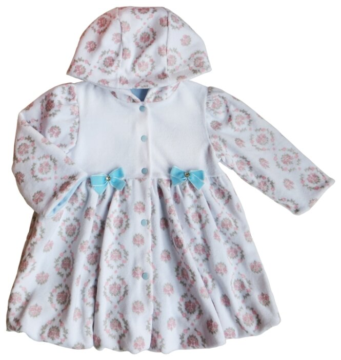 Купить Жакет Sonia Kids размер 80, белый по низкой цене с доставкой из Яндекс.Маркета