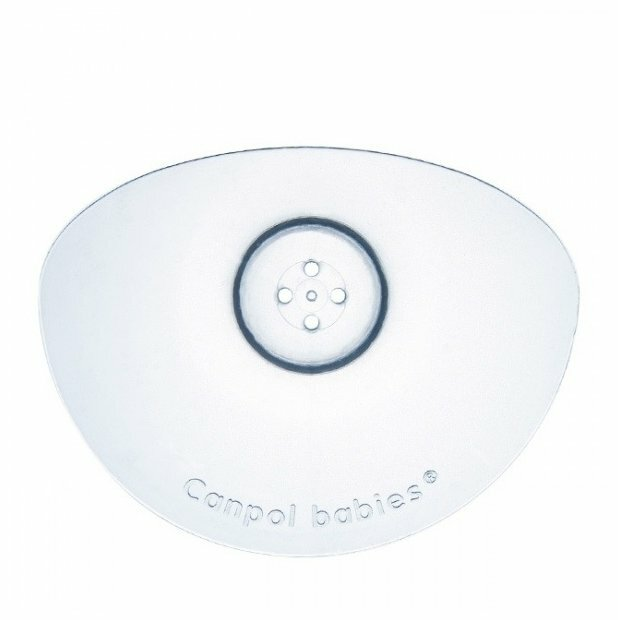 Накладка для кормления Canpol Babies Premium S (18/602) 2 шт