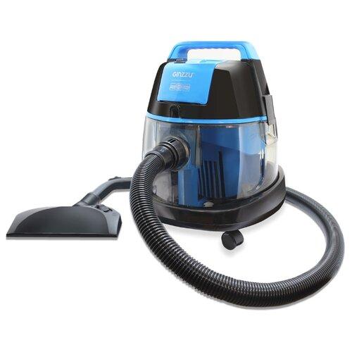 Пылесос Ginzzu VS521 синий/черный