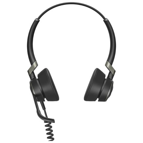 Компьютерная гарнитура Jabra Engage 50 Stereo черный jabra classic черный
